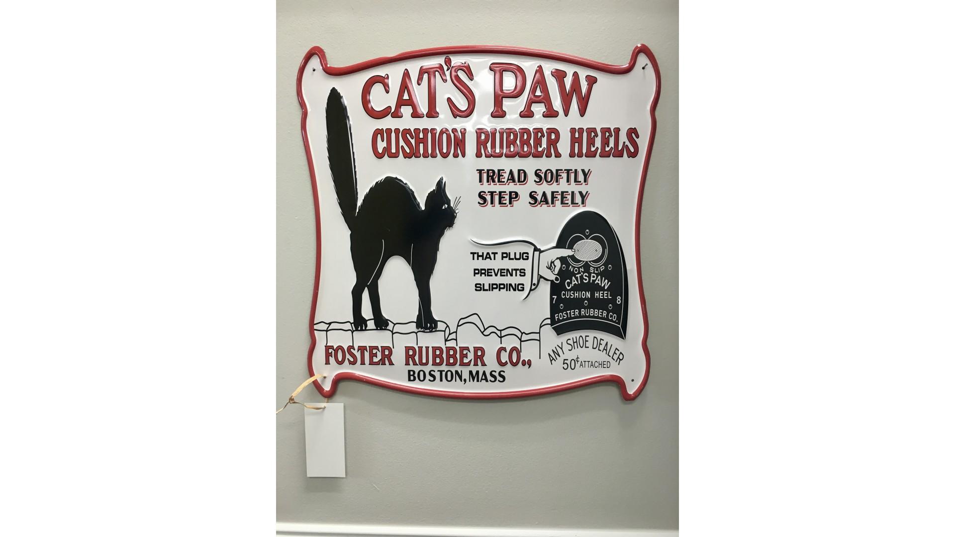 Cat's Paw Sign