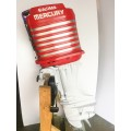 Red Mercury Outboard